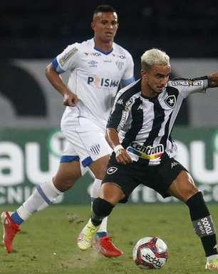 Com lesão no joelho, Rafael desfalca o Botafogo contra o CRB, pela Série B