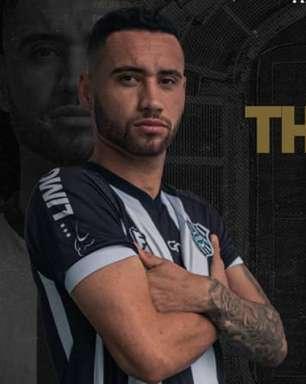 Reformulando elenco, Figueirense anuncia o quarto reforço
