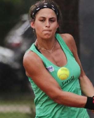Carol Meligeni vai às quartas no ITF de Lima, no Peru