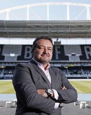 Centralização de dívidas: Botafogo deposita 20% da receita mensal para pagamento aos credores