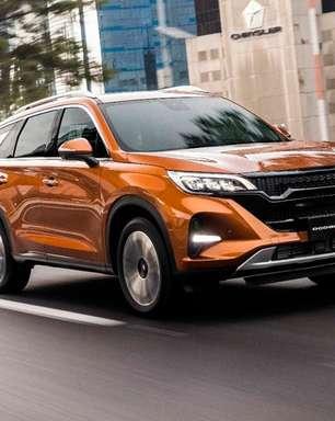 Novo Dodge Journey é SUV chinês com troca de emblemas