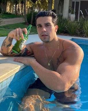 Lucas Lucco fala sobre rumores de namoro com Luan Santana