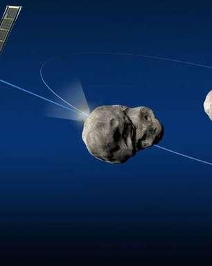 DART: a missão da Nasa pra proteger a Terra de asteroides