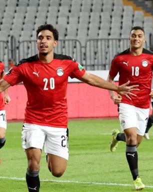 Egito vence Líbia e assume liderança do Grupo F das Eliminatórias Africanas