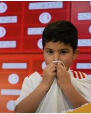 Inter lança campanha para o mês das crianças