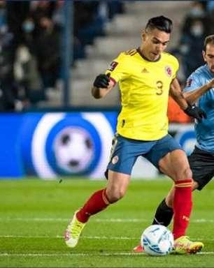 Uruguai e Colômbia não saem do zero pelas Eliminatórias