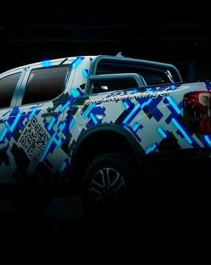 Ford mostra nova imagem oficial da Ranger 2023