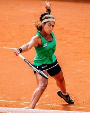 Carol Meligeni é eliminada nas semis em Lima, no Peru