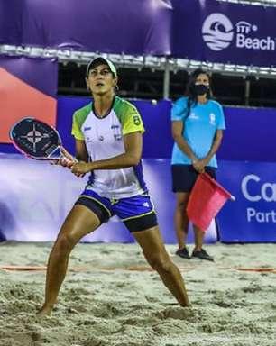 Brasil vai à semi e encara a Rússia no Mundial de Beach Tennis