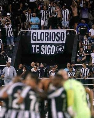 Sextou: após mudança de protocolo, Botafogo tem mais torcedores contra CRB do que nos outros jogos somados