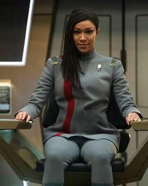 """""""Star Trek: Discovery"""" tem nova Capitã no trailer da 4ª temporada"""
