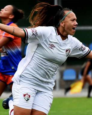 Fluminense goleia Duque de Caxias e segue 100% no Carioca Feminino