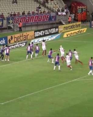 SÉRIE A: Gols de Fortaleza 0 x 3 Flamengo