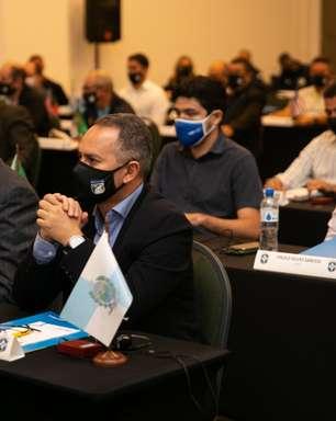 Com representantes da FIFA, CBF inicia workshop sobre VAR no Rio de Janeiro