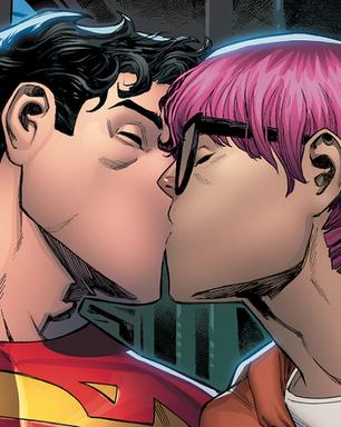 Por que DC Comics revelou novo Super-Homem bissexual