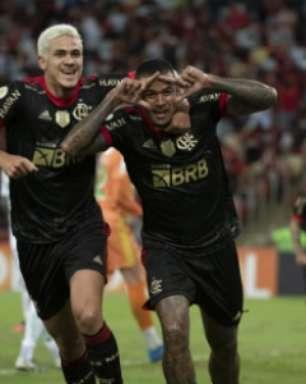 Com direito a golaços e fim de jejum, Flamengo vence o Juventude pelo Brasileirão