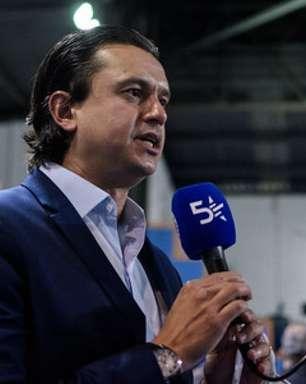 Em meio à greve no Cruzeiro, presidente está na Europa fazendo palestra sobre desafios de gestão