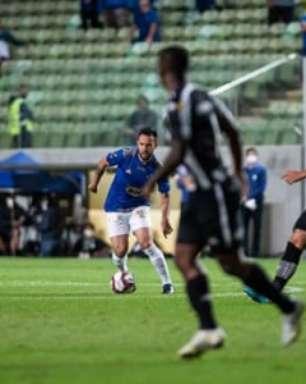 Veja os melhores momentos do empate entre Cruzeiro e Botafogo