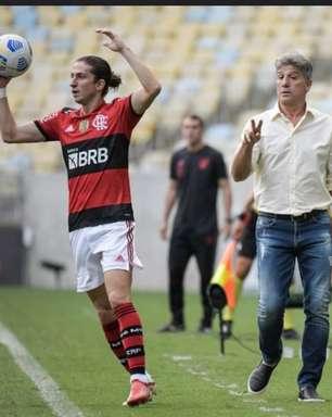 Flamengo inicia sequência decisiva no Maracanã e tenta 'curar' calcanhar de Aquiles de Renato