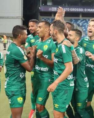 Cuiabá bate Sport e sonha com vaga na Libertadores