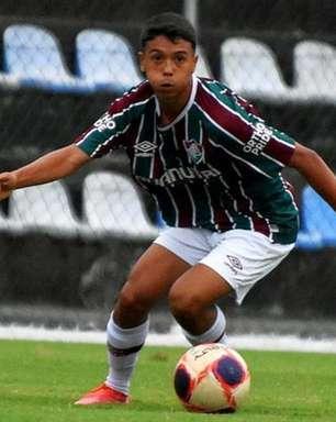 Fluminense goleia Desportivo Real e avança para as quartas de final da Copa Brasileirinho sub-14