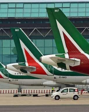 ITA compra marca Alitalia por 90 milhões de euros