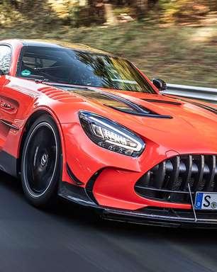 Mercedes-AMG GT terá produção encerrada em dezembro