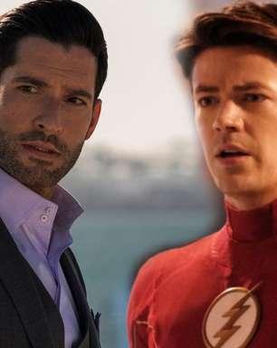 Lucifer pode ter copiado história de The Flash