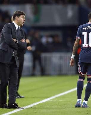 Neymar desfalca PSG contra o RB Leipzig pela Champions