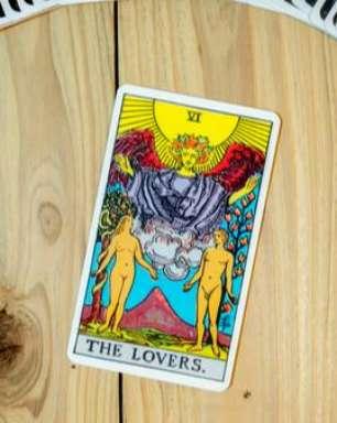 Tarot: o que a carta Os Enamorados nos revela?