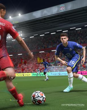 FIFA quer produzir seu próprio game de futebol