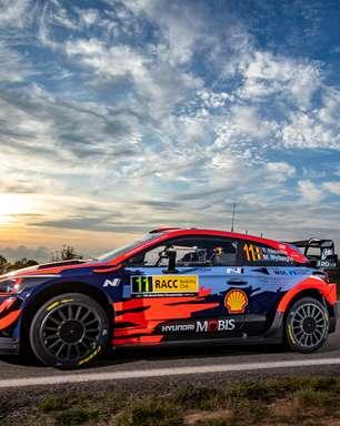 Neuville lidera primeiro dia do Rali da Espanha do WRC. Ogier é 3º e tem match-point