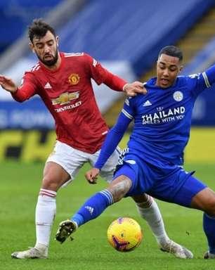 Leicester x Manchester United: onde assistir, horário e escalações do jogo da Premier League