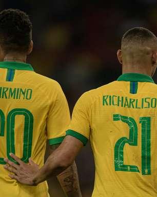 Por que Firmino e Richarlison não foram convocados por Tite à seleção brasileira?