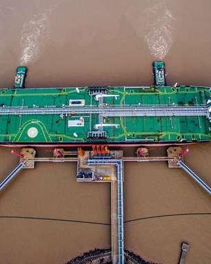 China corta cotas de importação de petróleo de refinarias independentes pela 1ª vez desde 2015