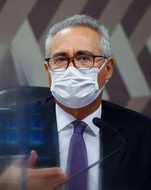 Renan diz que relatório da CPI pedirá indiciamento de Bolsonaro por 11 crimes