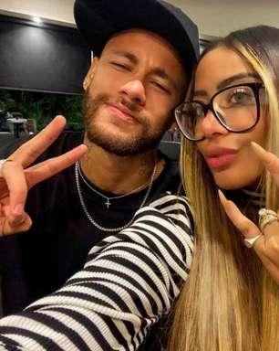 Irmã de Neymar alfineta Galvão Bueno após vitória da Seleção