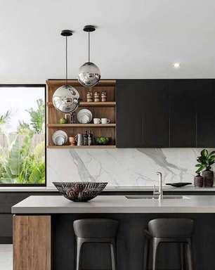 Cozinha de Luxo: +65 Ideias de Decoração para sua Cozinha Sofisticada