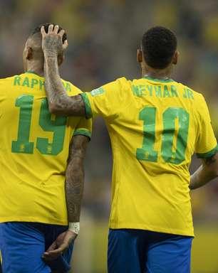 Neymar e Raphinha brilham em vitória e empolgam torcida