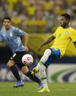 Fred revela conversa com Tite sobre posicionamento e explica primeiro gol do Brasil sobre o Uruguai
