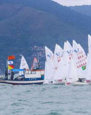 Finalistas olímpicos estreiam na Copa Brasil de Vela