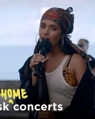 """Camila Cabello chama atenção com letra de canção inédita no """"Tiny Desk"""""""