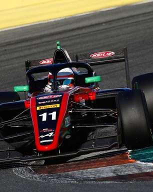 Fórmula Regional: Gianluca Petecof de volta aos pontos