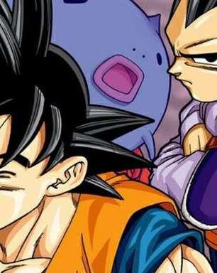 Dragon Ball é inspiração para modelos de tênis da Fila