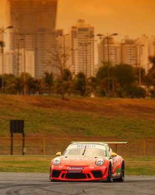 Paludo/Dirani faz valer pole e vence 300 km de Goiânia da Porsche Endurance Series