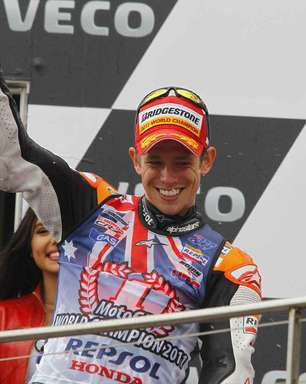 Na Garagem: Stoner vence na Austrália pela 5ª vez seguida e alcança bi da MotoGP