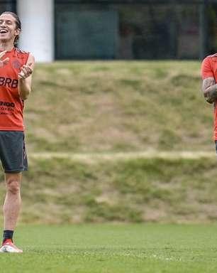 Rodrigo Caio fora, Gabigol e Everton Ribeiro de volta; veja os relacionados do Flamengo para jogo com o Cuiabá