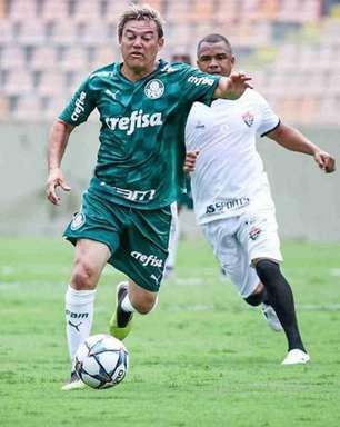 Palmeiras empata com o Vitória e está eliminado da Copa Brasil de Futebol Master