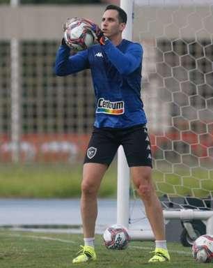 Botafogo: Gatito é liberado pelo DM, mas ainda faz trabalhos para recuperar confiança antes de retorno