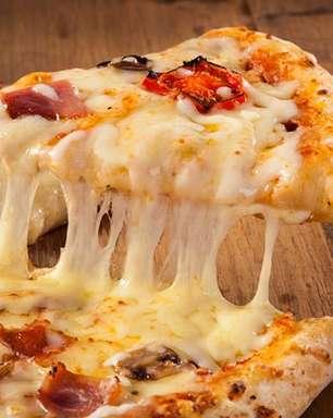 Receita de pizza caseira para o final de semana